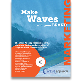 The Wave Agency is a full service marketing firm near Nashville, TN